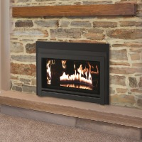 Gas Insert Fireplace Clarity 2714